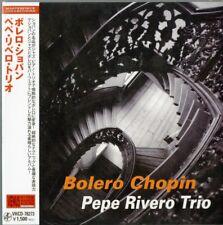PEPE RIVERO TRIO-BOLERO CHOPIN-JAPAN MINI LP CD C75
