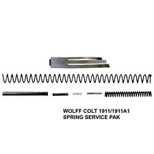 Wolff Colt 1911 / 1911A1 Spring Service Pak / Made In Usa