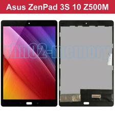Für ASUS ZenPad 3S 10 Z500M P027 LCD Display Touch Screen Assembly Schwarz RHN02