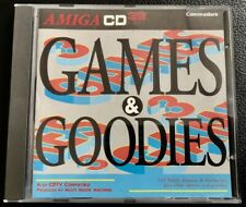 AMIGA/Commodore CD³² - GAMES & GOODIES 3 - CD-ROM for A570/CD³²/CDTV ,new, neu##