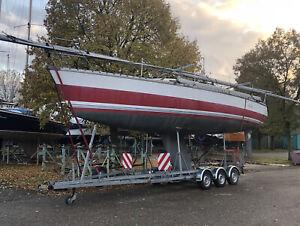 Segelboot Segelyacht Jeanneau Selection 37 mit Einbaumotor