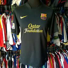 BARCELONA 2011 AWAY FOOTBALL SHIRT NIKE JERSEY SIZE ADULT L