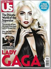 Lady Gaga US Magazine Special Collector's Issue Rare Photos Music Fashion 2011
