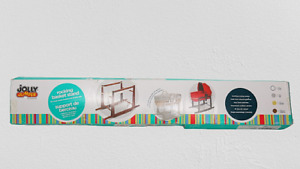 Jolly Jumper Baby Rocking Basket Stand Grey New Open Box Store Return