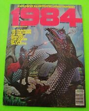 1984 ILLUSTRATED ADULT FANTASY #3 Sept 1978 Warren Book CORBEN Maroto NINO Xlnt