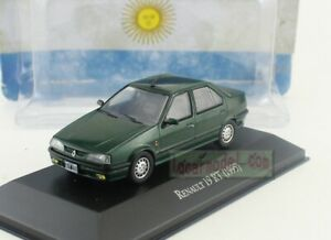 1/43 Scale RENAULT 19 RT 1995 Diecast Model Has Flaw