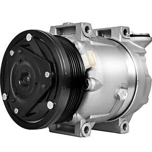 AC Compressor CO 11027C fit Chevrolet Aveo Aveo5 2004 2005 2006 2007 2008 1.6L