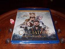Il Cacciatore E La Regina Di Ghiaccio  Blu-Ray ..... Nuovo