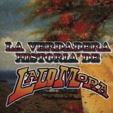 Verdadera Historia De Lalo Mora Mora, Lalo MUSIC CD