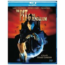 The Pit and the Pendulum (Blu-ray Disc, 2013 BRAND NEW SEALED