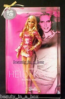 Heidi Klum Barbie Doll The Blonde Ambition Collection