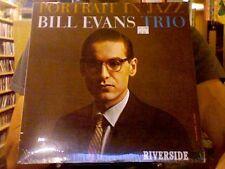 Bill Evans Trio Portrait in Jazz LP sealed vinyl RE reissue