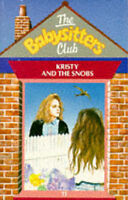 Martin, Ann M. Kristy and the Snobs (Babysitters Club) Very Good Book