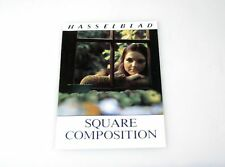 Hasselblad Square Composition Booklet