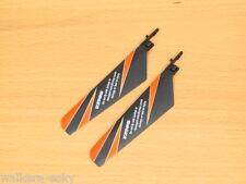 WLToys Part V911-02 Main blade Orange for RC Helicopter V911 -USA Seller