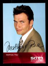 Matthias Paul Verliebt in Berlin Autogrammkarte TOP ## BC 111604