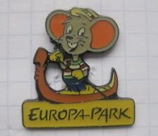 EUROPAPARK RUST /  MAUS ........................... Freizeitpark Pin (151i)