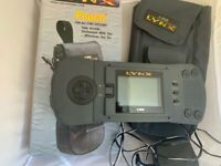 Atari Lynx Handheld Console with carrying pouch