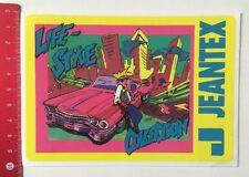 Pegatina/sticker: J Jeantex-Life Style Collection (30031637)