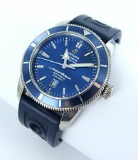 Breitling Superocean Heritage 46mm black Ref. A17320 Papiere Box 2007