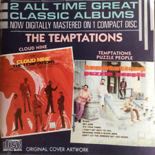 The Temptations : Cloud Nine / Puzzle People (2 GREAT ALBUMS one 1 CD) MOTOWN