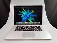 """Apple Macbook Pro Retina Laptop 15.4"""" 2.7 Ghz i7 16GB RAM 768GB - 1 Yr Warranty"""