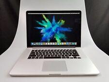 "Apple Macbook Pro Retina Laptop 15.4"" 2.7 - 3.7 Ghz i7 ~ 16GB RAM ~ 512 SSD"