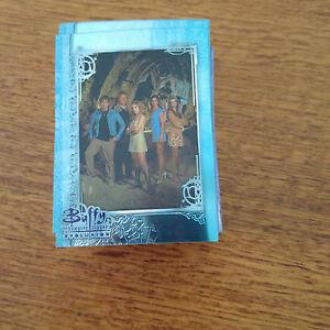 Buffy The Vampire Slayer Evolution Trading Cards 2002 $ 1.00 Per Card