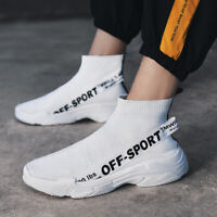 Hot Men Running Shoes Casual Athletic Training Mesh Outdoor Fashion Sneakers New