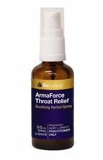 Bioceuticals ArmaForce Throat Relief RRP $24.95