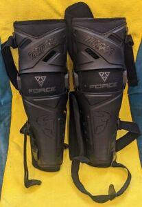 Thor MX Force Motorcross Knee Guard Set