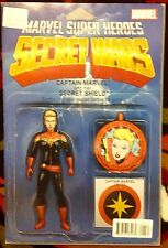 Captain Marvel & the Carol Corps #1 Action Figure Variant Carol Danvers  (NM)