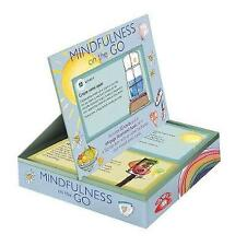 Mindfulness on the Go: Includes 52 Cards and a 64-Page Illustrated Book by Anna Black (Mixed media product, 2017)