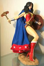 "Wonder Woman Statue ""DC direct"" 1/4 scale Museum Quality (052/1400).."