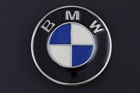 BMW BELT BUCKLE BLACK BLUE SILVER LOGO METAL CAR