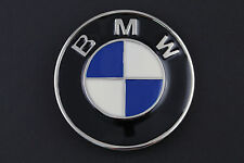 BMW BELT BUCKLE BLACK BLUE SILVER LOGO METAL CAR