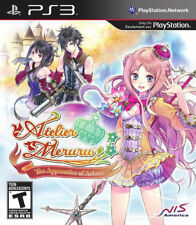 Atelier Meruru: The Apprentice of Arland PS3 New PlayStation 3, Playstation 3