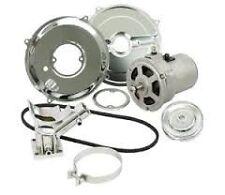 VW Alternator Conversion Kit 12v 55amp CHROME