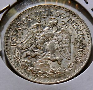 M0046 Mexico 1920  50 Centavos   combine shipping
