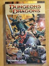 Dungeons and Dragons v1 Shadowplague great condition