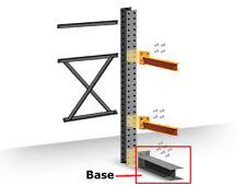 """Structural Cantilever Racking Base - 60"""" Heavy Duty Cantilever Base"""