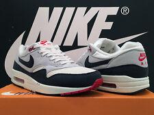 Vintage 2013 Nike Air Max 1 og UK8 EU42.5 obsidiana que usa B Hoa PSG BW 180 95 97 Rara