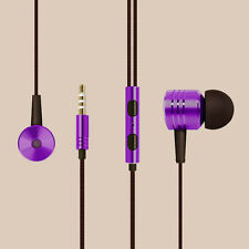 Universal  3.5mm Piston In-Ear Stereo Earbuds Earphone Headset Headphone