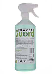 Frazers Frazer Guard 1ltr Frazers Poultry Racing Pigeon Disinfectant Water