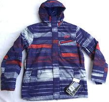 M3 Finnick 3M4519 Cherry Hooded Winter Snowboard Ski Coat Jacket Men's M new