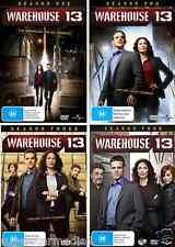 Warehouse 13 Series  COMPLETE Season 1 - 4 : NEW DVD