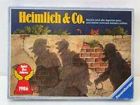 Heimlich & Co von Ravensburger Spiel des Jahres 1986 Brett Familien Gesellschaft