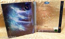 Walt Disney CINDERELLA (2015) Blu-Ray KIMCHIDVD Korea Lenticular STEELBOOK