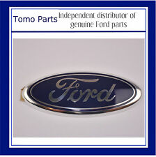 Genuine New Ford Focus Tailgate Blue Oval Ford Badge 3/5 Door Hatch 2008-2011