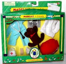Madeline & Friends VETERINARIAN Doll Clothes 2000 NRFB